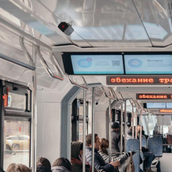 Plazmatech в автобусе
